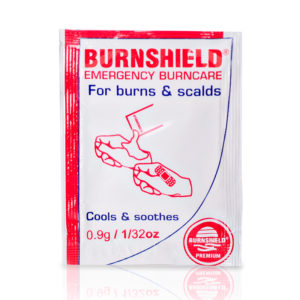 Burnshield Hydrogel 0,9g Sachet (1/32oz)