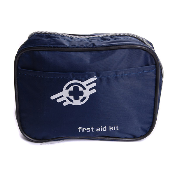 First Aid Handy Kit - Emergency first aid kit and safety on the road.