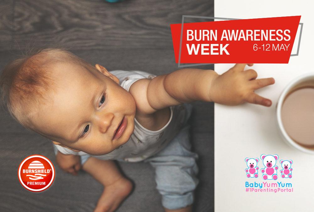 Burnshield Burn Awareness Week