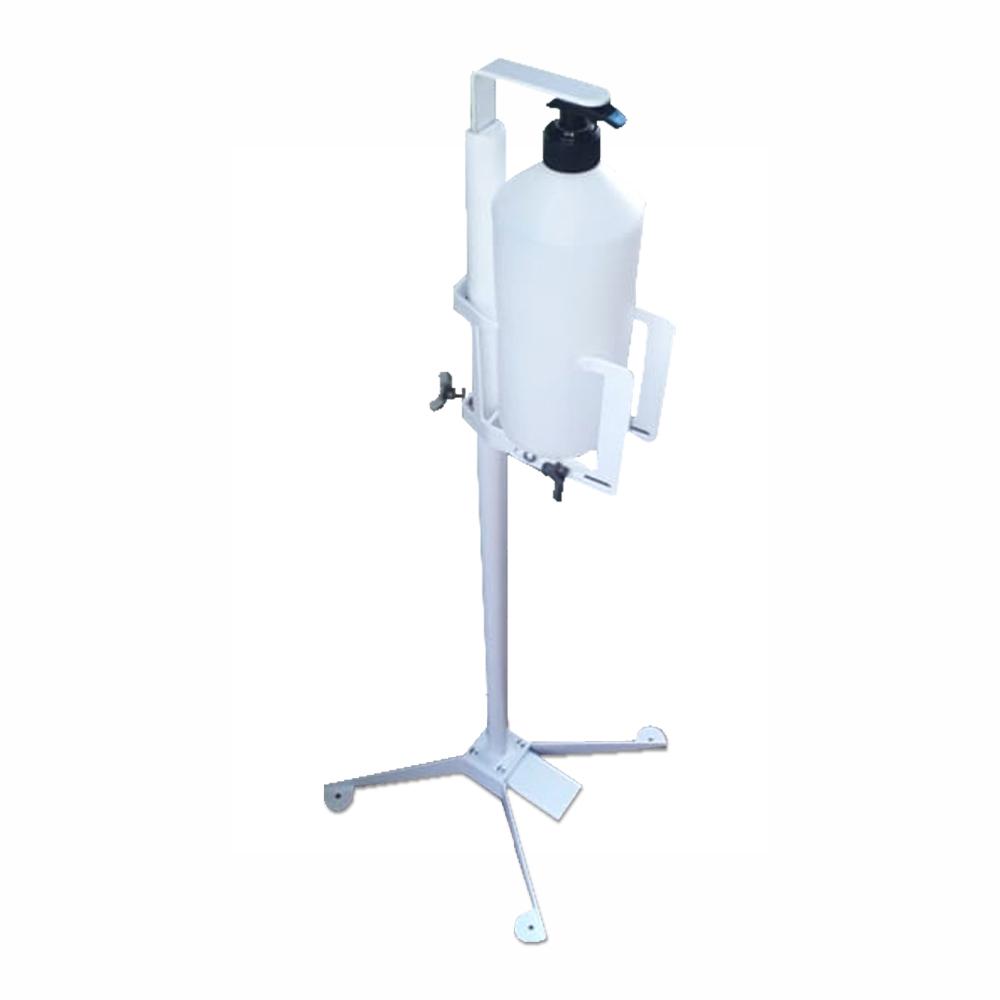 sanitiser-station-foot-pedal