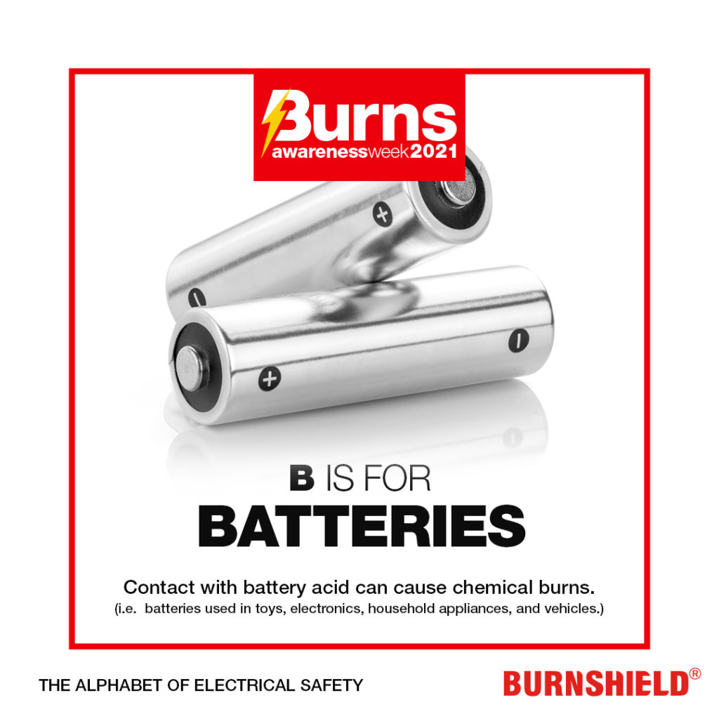 B Is For Battery